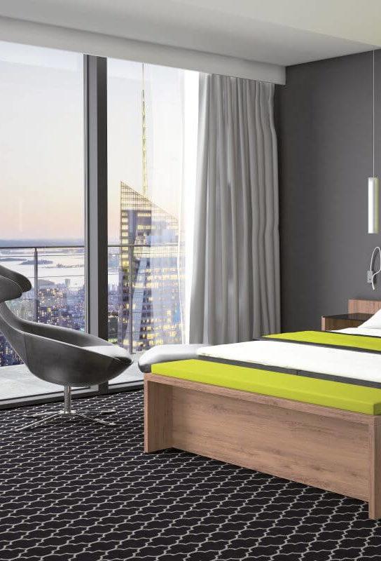 Dzięki projektowanym indywidualnie systemom hotelowym, zapewnią Państwo swoim gościom wygodę imiłą atmosferę.