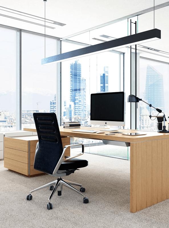 Szeroka gama oferowanych przeznas wyjątkowych mebli pozwoli nawyposażenie każdego biura.