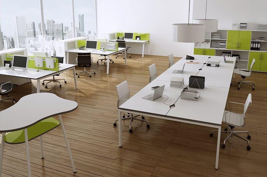 Odpowiednio dobrane wyposażenie podnosi komfort i wydajność pracy, a solidne i trwale wykonane meble sprzyjają wieloletniemu oraz satysfakcjonującemu użytkowaniu.