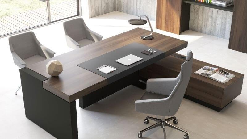 Reprezentacyjne i ergonomiczne fotele gabinetowe wykonane z ogromną starannością i przy użyciu atestowanych materiałów