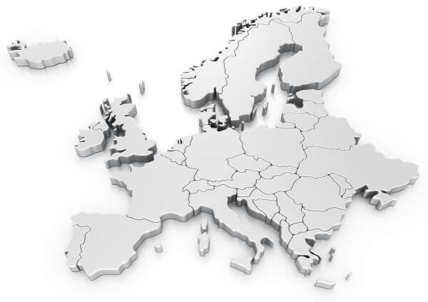 Współpracujemy z kontrahentami z całej Europy, wciąż rozszerzając zakres naszej działalności.